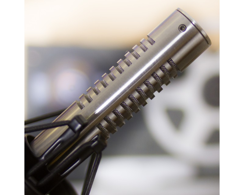 RM-5 Hand-Crafted Ribbon Microphone